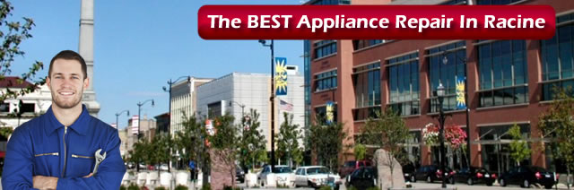 Schedule your appliance service appointment in Oak Creek, WI 53154 today.